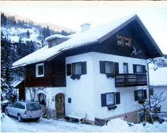 Hütte St.Anton